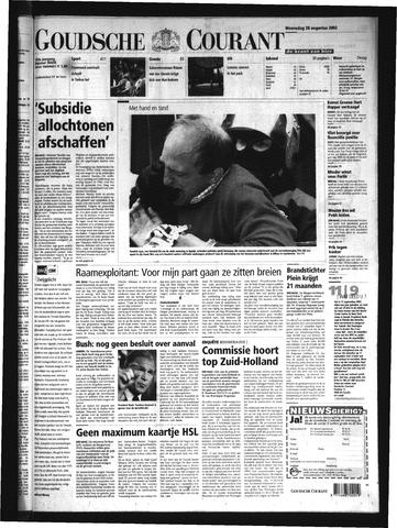 Goudsche Courant 2002-08-28