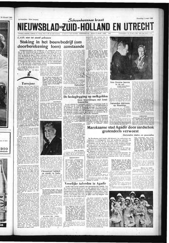 Schoonhovensche Courant 1960-03-02