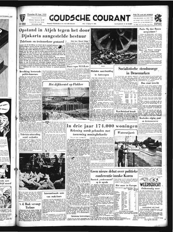 Goudsche Courant 1953-09-23