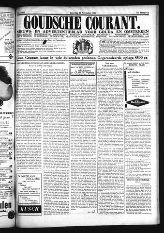Goudsche Courant 1938-11-26