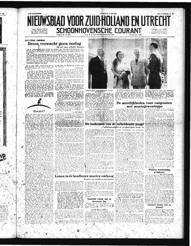 Schoonhovensche Courant 1952-05-21