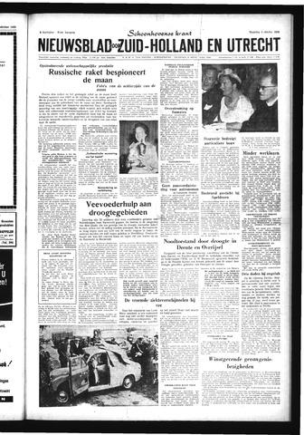 Schoonhovensche Courant 1959-10-05