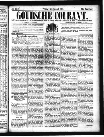 Goudsche Courant 1921-01-28