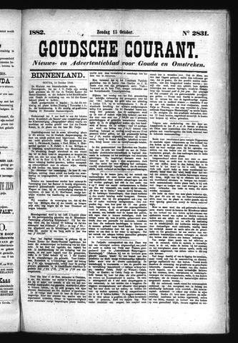 Goudsche Courant 1882-10-15