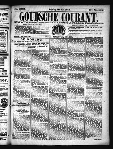 Goudsche Courant 1918-05-10