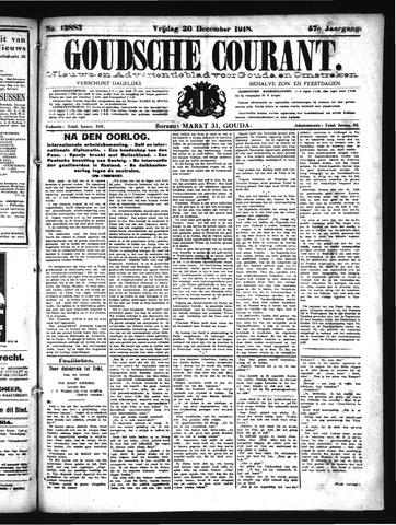 Goudsche Courant 1918-12-20
