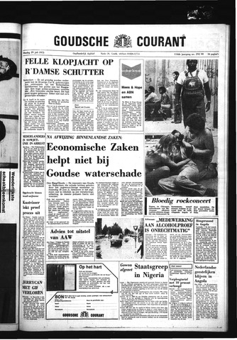 Goudsche Courant 1975-07-29