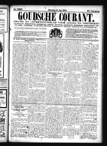 Goudsche Courant 1925-07-14
