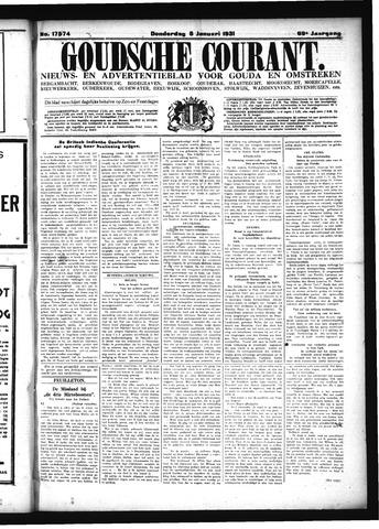 Goudsche Courant 1931-01-08