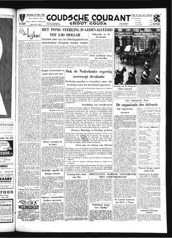 Goudsche Courant 1949-09-19