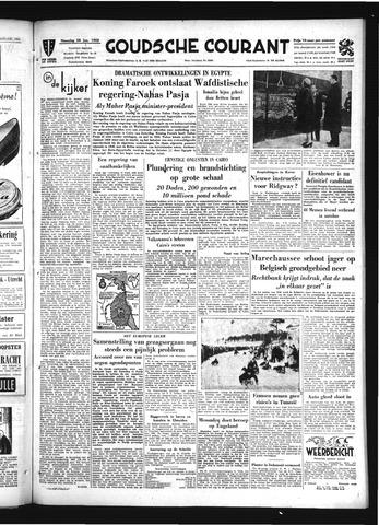 Goudsche Courant 1952-01-28
