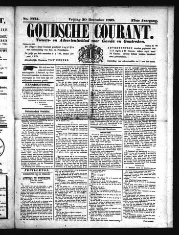 Goudsche Courant 1898-12-30