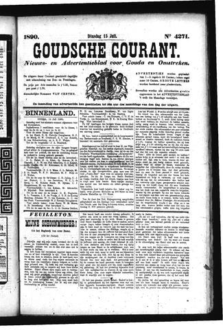 Goudsche Courant 1890-07-15