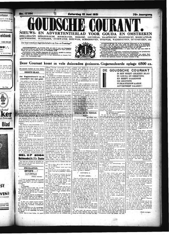 Goudsche Courant 1931-06-13