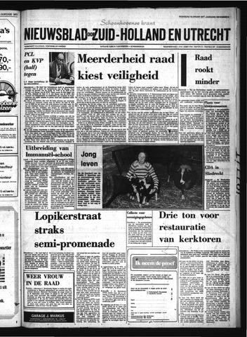 Schoonhovensche Courant 1977-01-19