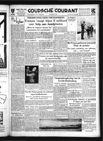 Goudsche Courant 1952-03-07