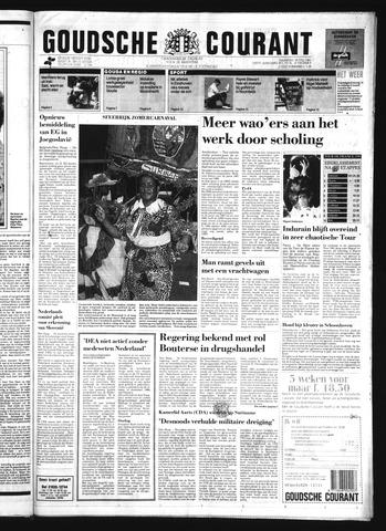 Goudsche Courant 1991-09-29