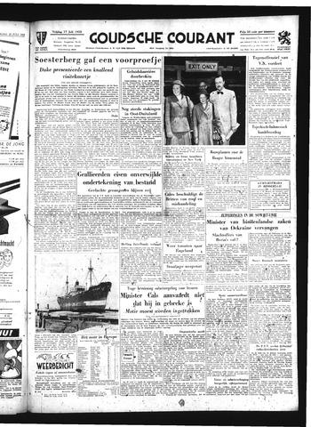 Goudsche Courant 1953-07-17