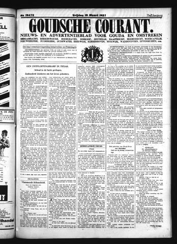 Goudsche Courant 1937-03-19