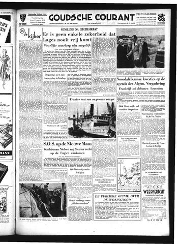 Goudsche Courant 1952-10-16