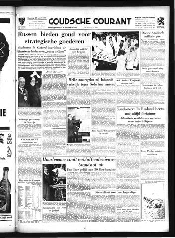 Goudsche Courant 1956-04-23