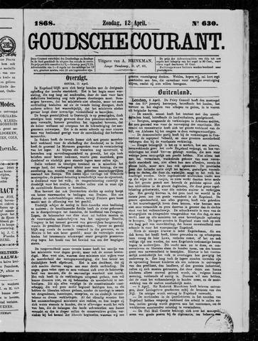Goudsche Courant 1868-04-12