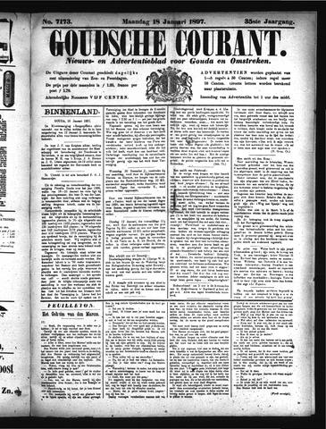 Goudsche Courant 1897-01-18