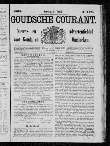 Goudsche Courant 1863-06-21