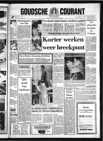 Goudsche Courant 1985-02-27