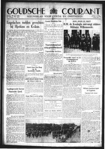 Goudsche Courant 1940-04-30