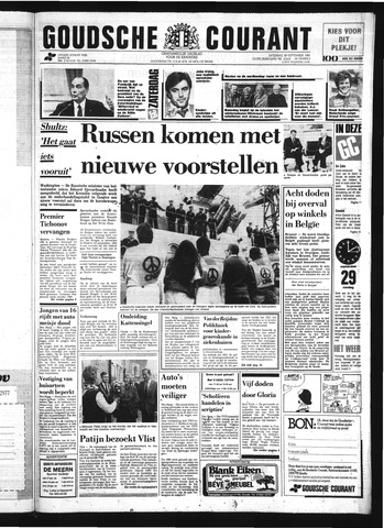 Goudsche Courant 1985-09-28