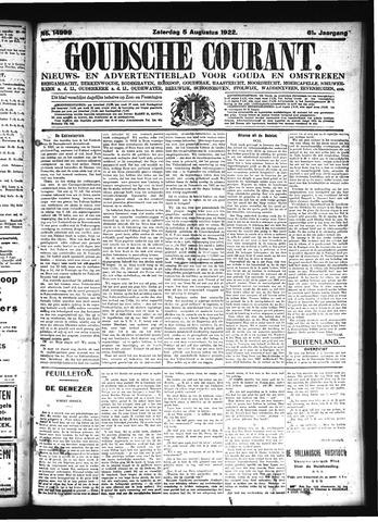 Goudsche Courant 1922-08-05