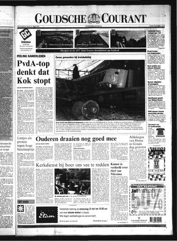 Goudsche Courant 2001-05-22