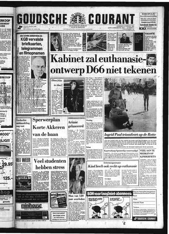 Goudsche Courant 1986-02-22