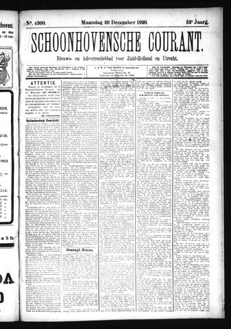 Schoonhovensche Courant 1920-12-20