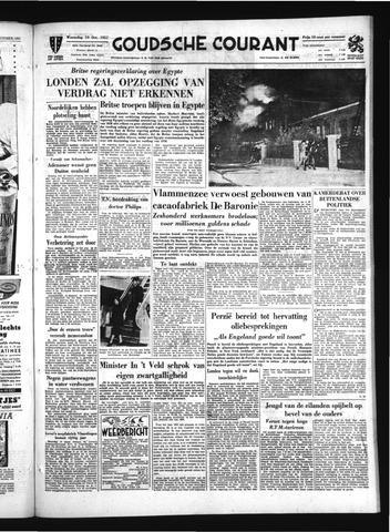 Goudsche Courant 1951-10-10
