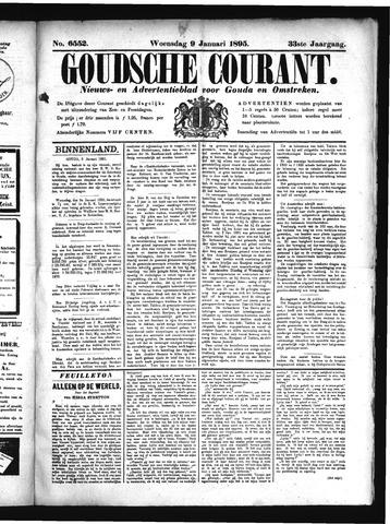 Goudsche Courant 1895-01-09