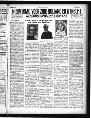 Schoonhovensche Courant 1947-01-27