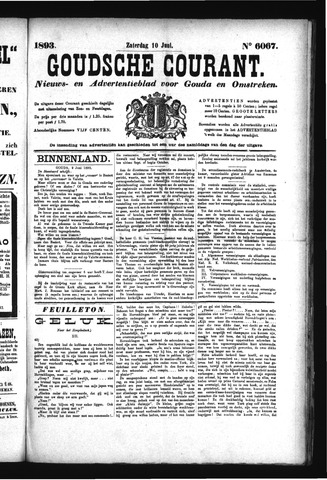Goudsche Courant 1893-06-10