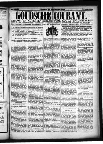 Goudsche Courant 1932-09-20