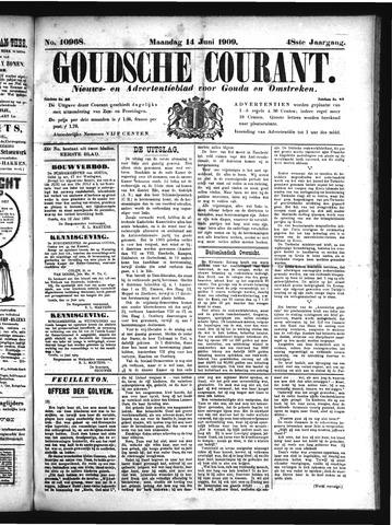 Goudsche Courant 1909-06-14