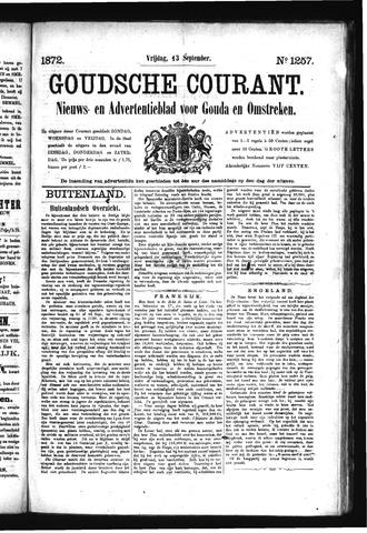 Goudsche Courant 1872-09-13