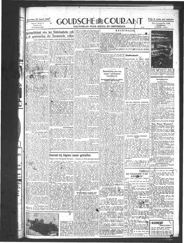 Goudsche Courant 1944-04-22
