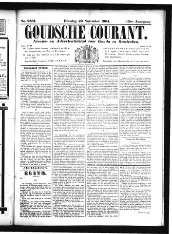 Goudsche Courant 1904-11-29
