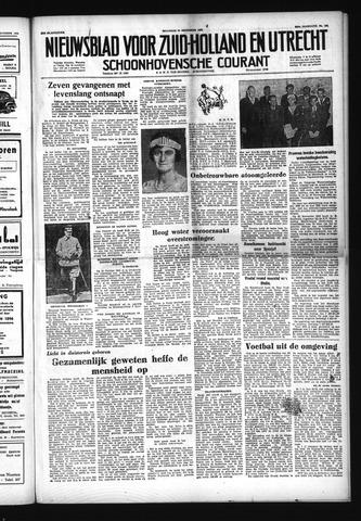 Schoonhovensche Courant 1952-12-29
