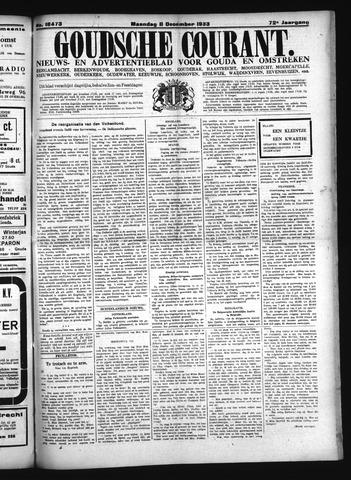Goudsche Courant 1933-12-11