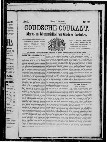 Goudsche Courant 1869-11-05