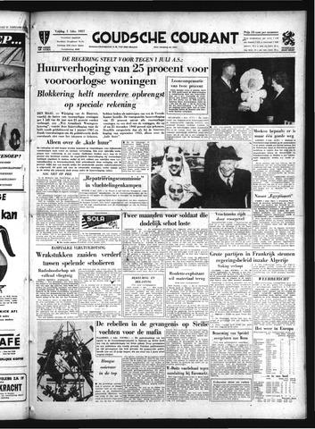 Goudsche Courant 1957-02-01