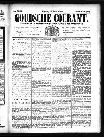 Goudsche Courant 1896-06-12