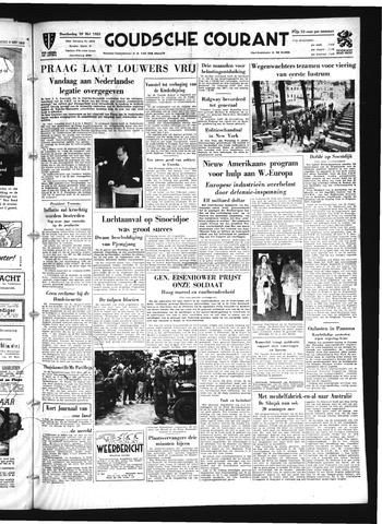 Goudsche Courant 1951-05-10